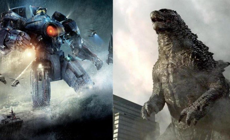 Jaegers May Face-Off Against Godzilla in 'Pacific Rim'/'Godzilla' Crossover