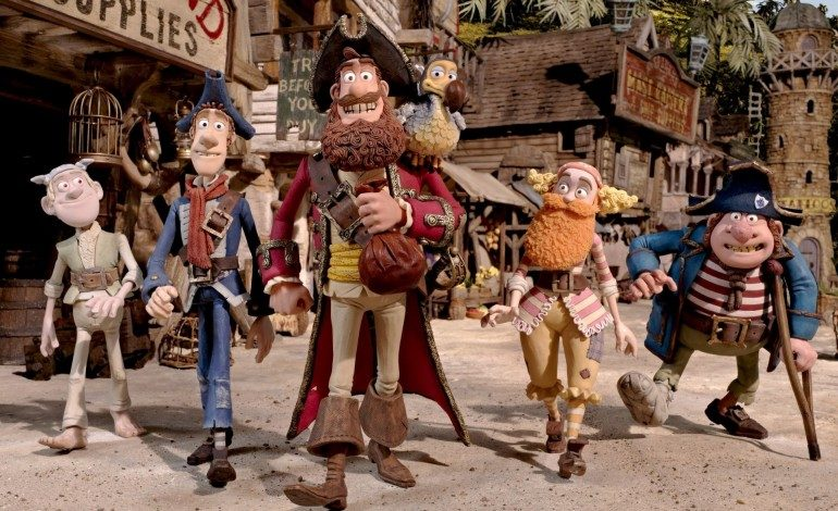 Aardman Retrospective: 'The Pirates! Band of Misfits'