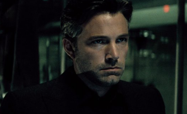 Ben Affleck Rumored to be Starring in Three Stand-Alone Batman Films