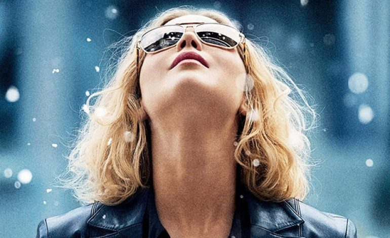 Jennifer Lawrence Featured in New 'Joy' Poster