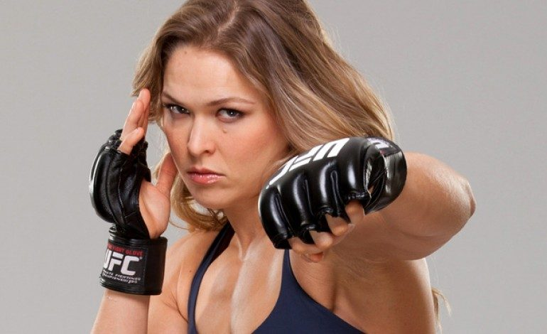Ronda Rousey to Star in Adaptation of Her Own Autobiogrpahy 'My Fight/Your Fight'