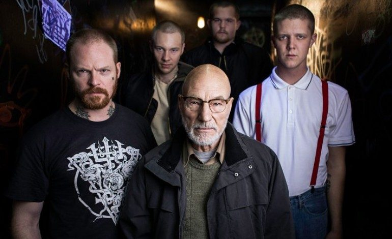 'Green Room,' Starring Patrick Stewart, Acquired by A24