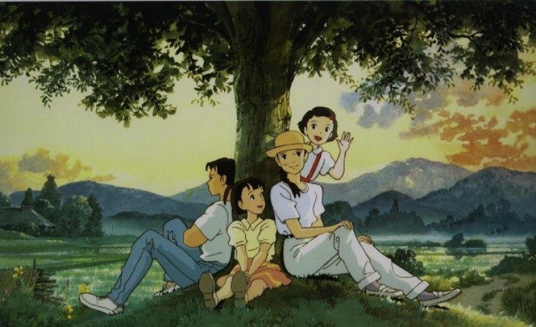 Studio Ghibli Anime Film 'Only Yesterday' Acquired by GKIDS