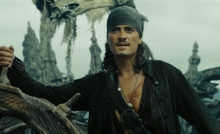 Orlando Bloom Confirmed for 'Pirates of the Caribbean: Dead Men Tell No Tales'