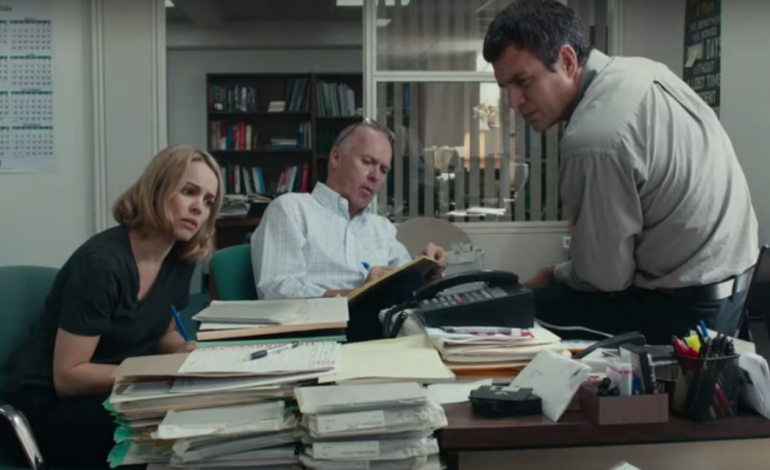 'Spotlight' Premieres at Venice and Sparks Awards Talk
