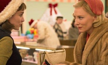 Lesbian Drama 'Carol' Gets  Full Theatrical Trailer