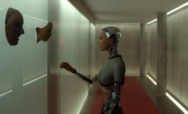 'Ex Machina' Among Titles in Contention for 2015 European Film Awards