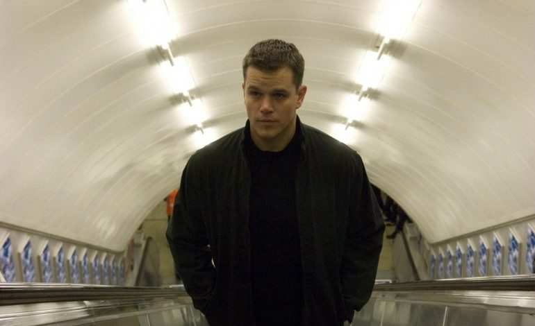 First Look at Matt Damon in 'Bourne 5'