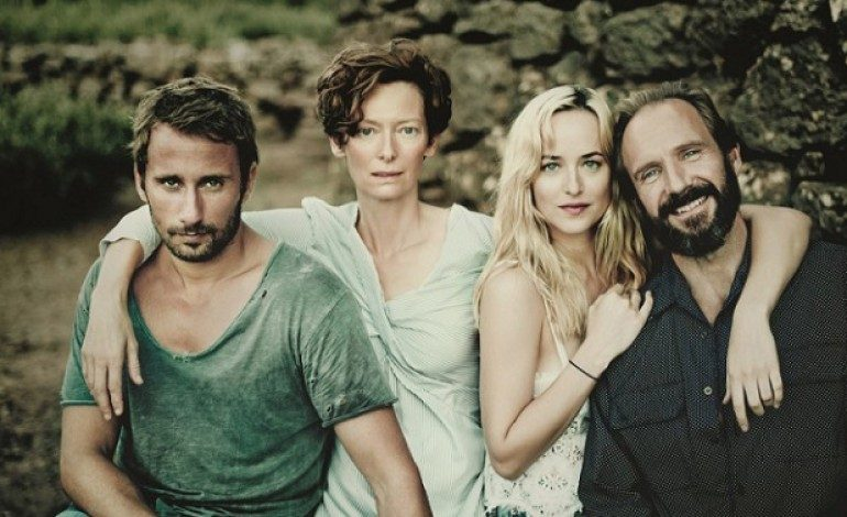 Release Date Set for 'A Bigger Splash'
