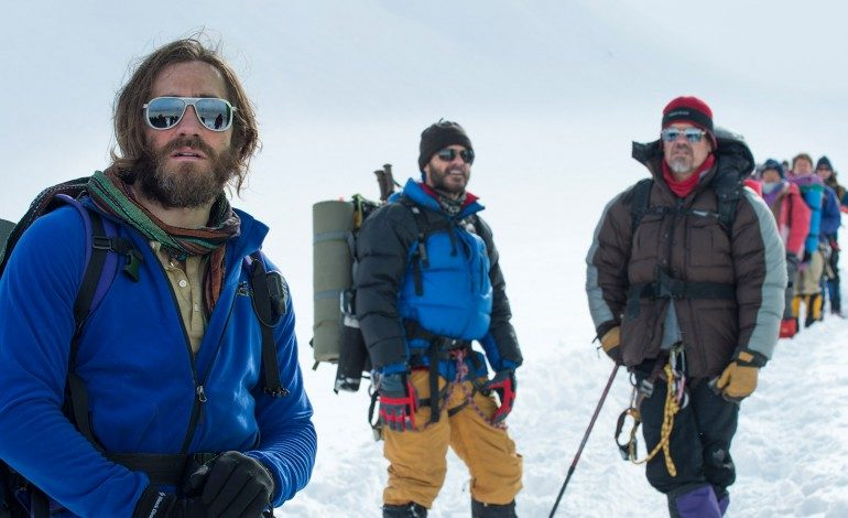 Movie Review – 'Everest'