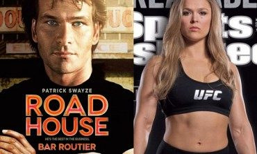 UFC Star Ronda Rousey to Star in 'Road House' Remake