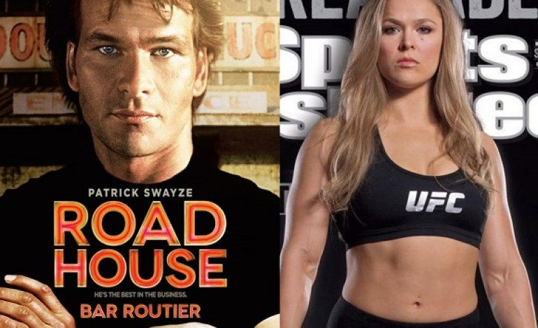 UFC Star Ronda Rousey To Star In U0027Road Houseu0027 Remake