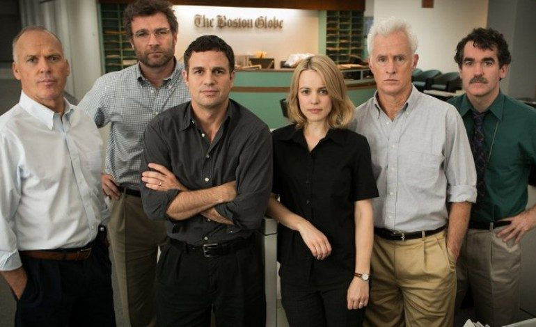 Awards Update: 'Spotlight' Actors All Campaigning in Supporting Races