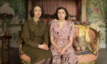 Check Out Bel Powley in 'A Royal Night Out' Trailer