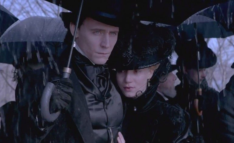 Let's Talk About…'Crimson Peak'