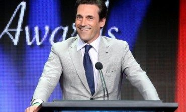 Jon Hamm Joins Edgar Wright's 'Baby Driver'