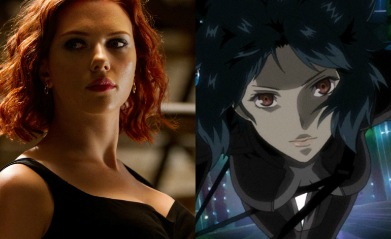 'Ghost in the Shell' Gets 'Straight Outta Compton' Scribe