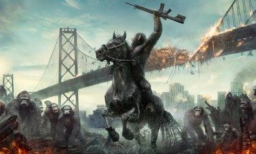 'War for the Planet of the Apes' Begins Filming
