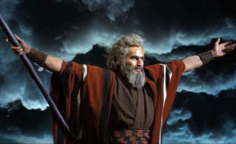 'The Ten Commandments' Remake in the Works at Paramount
