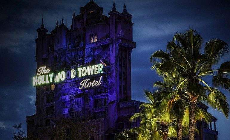 Movie in the Works Based on Disney Theme Park Attraction 'Tower of Terror'