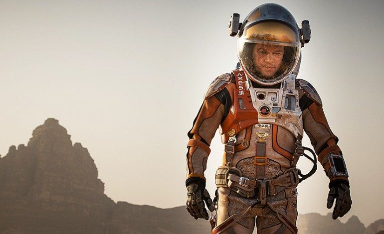 Let's Talk About…'The Martian′