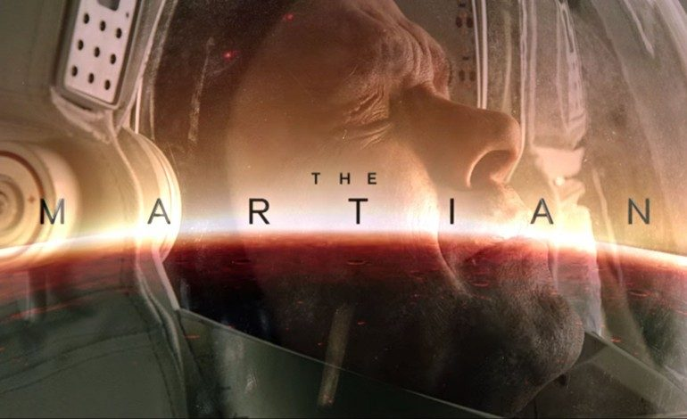 Movie Review – 'The Martian'
