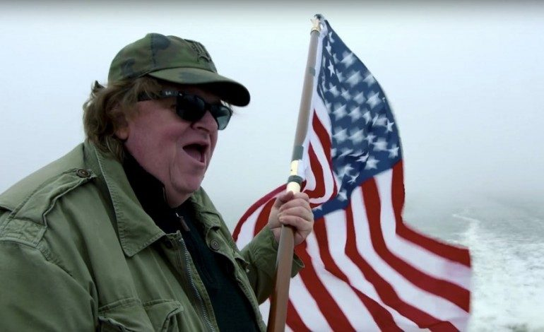 "Michael Moore Doc ""Where to Invade Next"" Coming to Theaters in December"