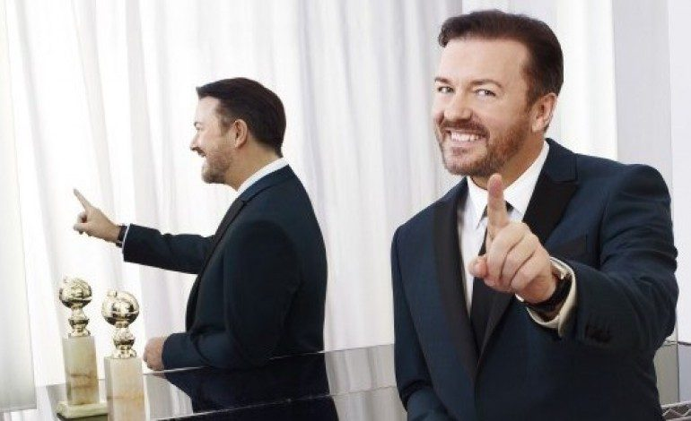 Brace Yourselves! Ricky Gervais is Back to Host the Golden Globes