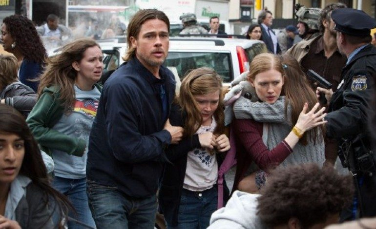 New Writer Enlisted for 'World War Z' Sequel with Brad Pitt