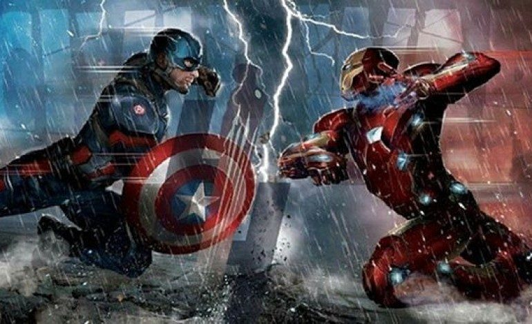 Watch the First Trailer for 'Captain America: Civil War'
