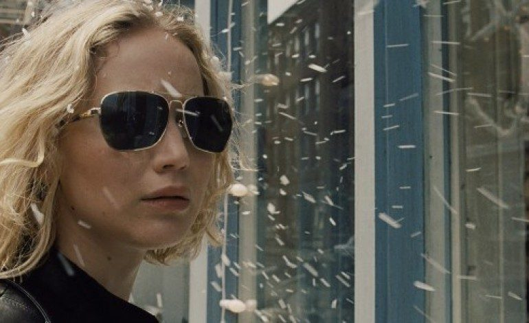 Jennifer Lawrence Plans Directorial Debut