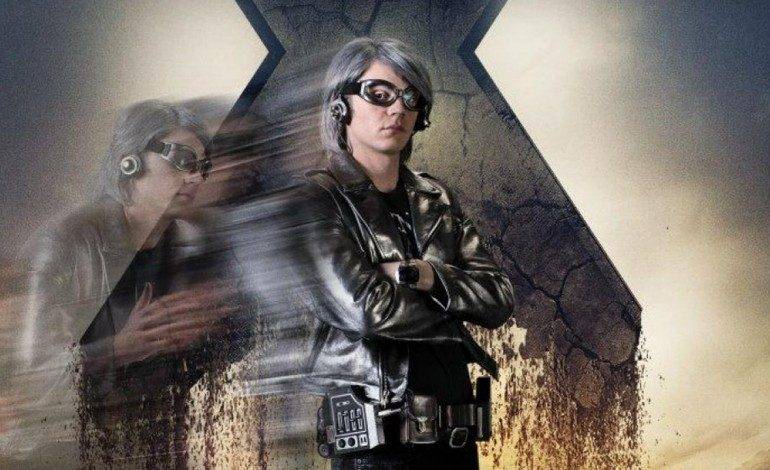 Evan Peters to Return as Quicksilver in 'X-Men: Dark Phoenix'
