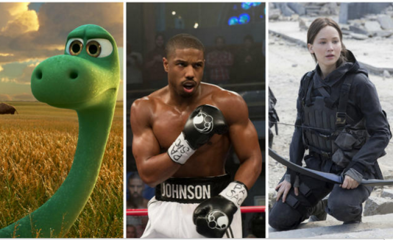 'Mockingjay – Part 2' Beats Out 'The Good Dinosaur' and 'Creed' Over Thanksgiving Weekend