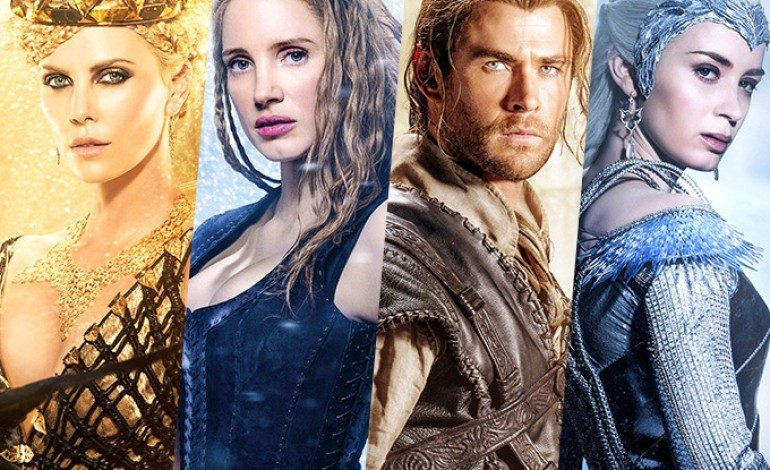 Check Out the Official Trailer for 'The Huntsman Winter's War'