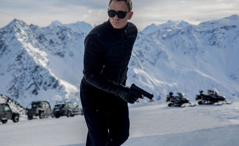Get a Look Behind the Scenes of the Upcoming Bond Film 'Spectre'