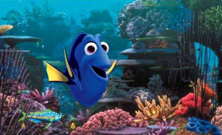 Pixar's 'Finding Dory' Poster Unveiled
