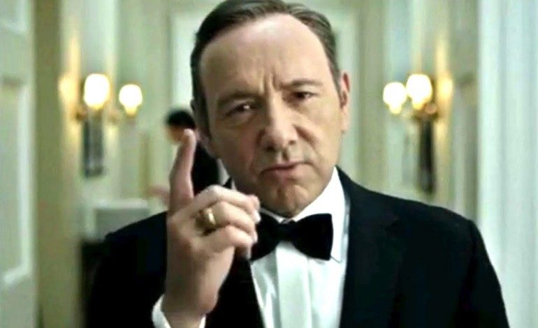 Kevin Spacey Added to J.D. Salinger Biopic 'Rebel In The Rye'