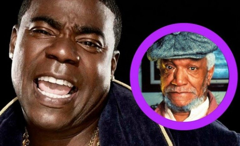 Tracy Morgan to Play Redd Foxx in Lee Daniels' Upcoming Richard Pryor Biopic