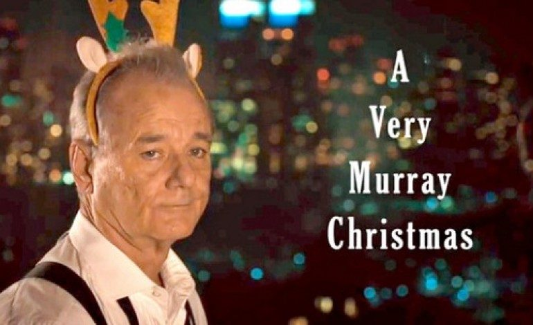 Check Out the New Trailer for 'A Very Murray Christmas'