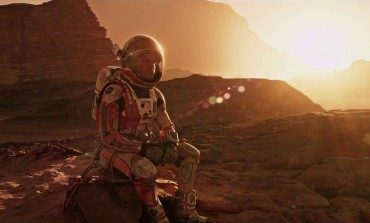 'The Martian' Is a Comedy Or So Says Hollywood Foreign Press Association