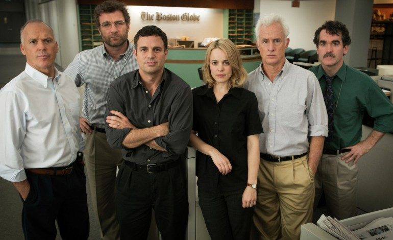 Movie Review – 'Spotlight'