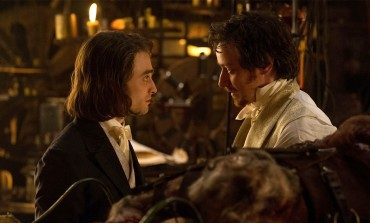Check out the Official Trailer for 'Victor Frankenstein'