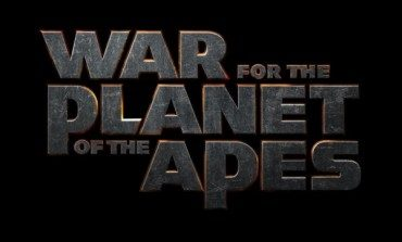 Logo Unveiled for 'War for the Planet of the Apes' with Possible Trailer Announcement