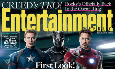 EW Reveals Best Look Yet at 'Captain America: Civil War'