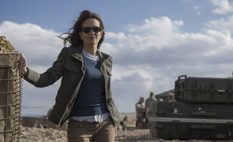 Tina Fey Starrer 'Taliban Shuffle' Changes its Name to 'Whiskey Tango Foxtrot'