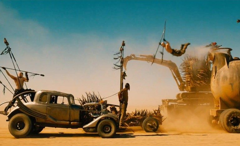 'Mad Max: Fury Road' Named Best Film of 2015 by National Board of Review