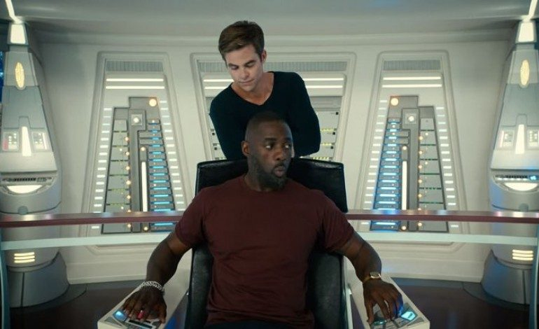 Idris Elba Discusses Playing The Villain In 'Star Trek Beyond'
