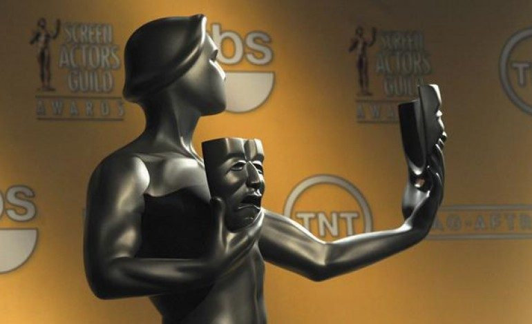 2016 Screen Actors Guild Award Winners