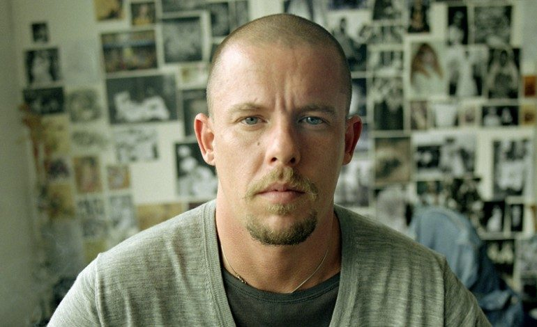 Bio in the Works of Late Fashion Designer Alexander McQueen