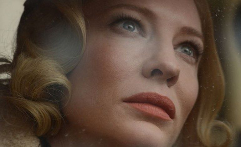 Cate Blanchett To Star in Mamet Feature